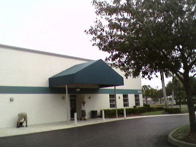 Commercial Awnings, Canopies - Coastal Canvas & Awnings - Fort Myers, Naples, SWFL