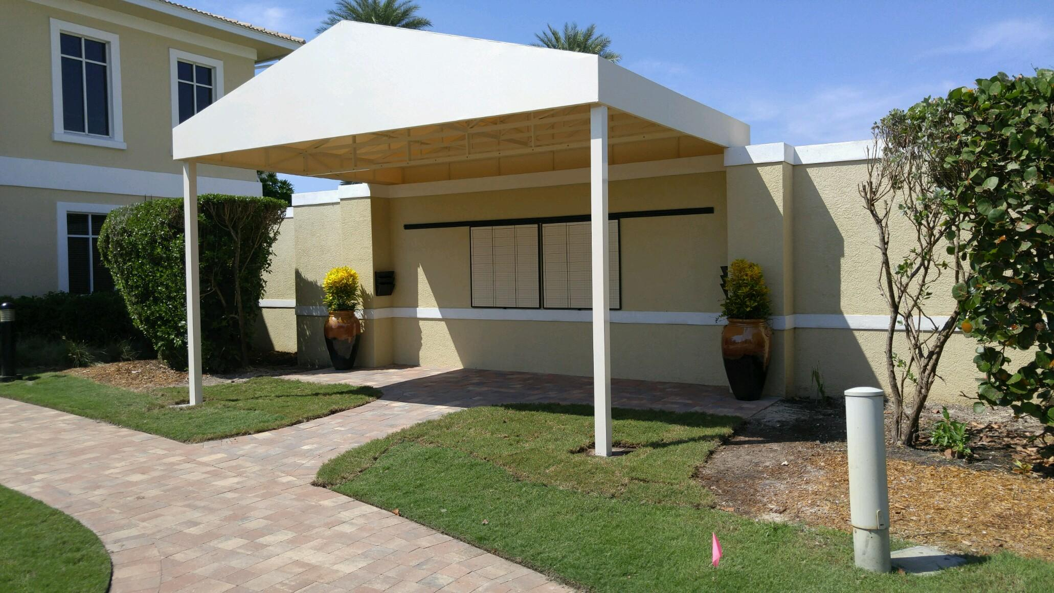 Awnings Comm 73