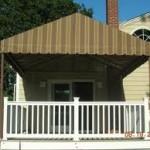 2 col gable house