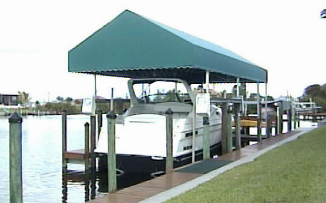 Boat Dock Covers 6