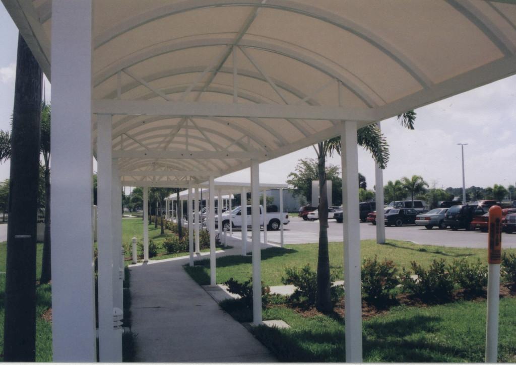 Walkway Canopy 2