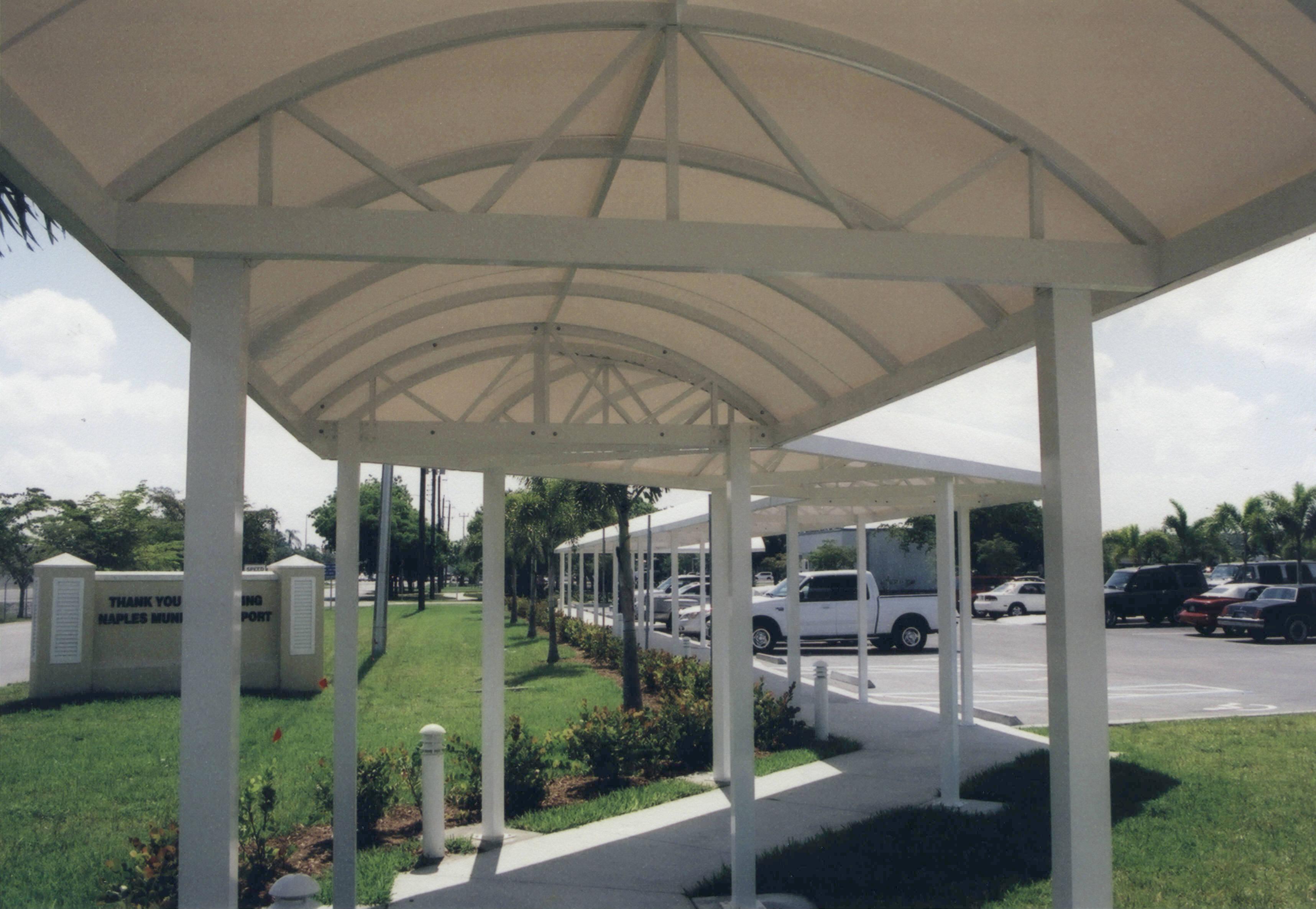 Walkway Canopy 3