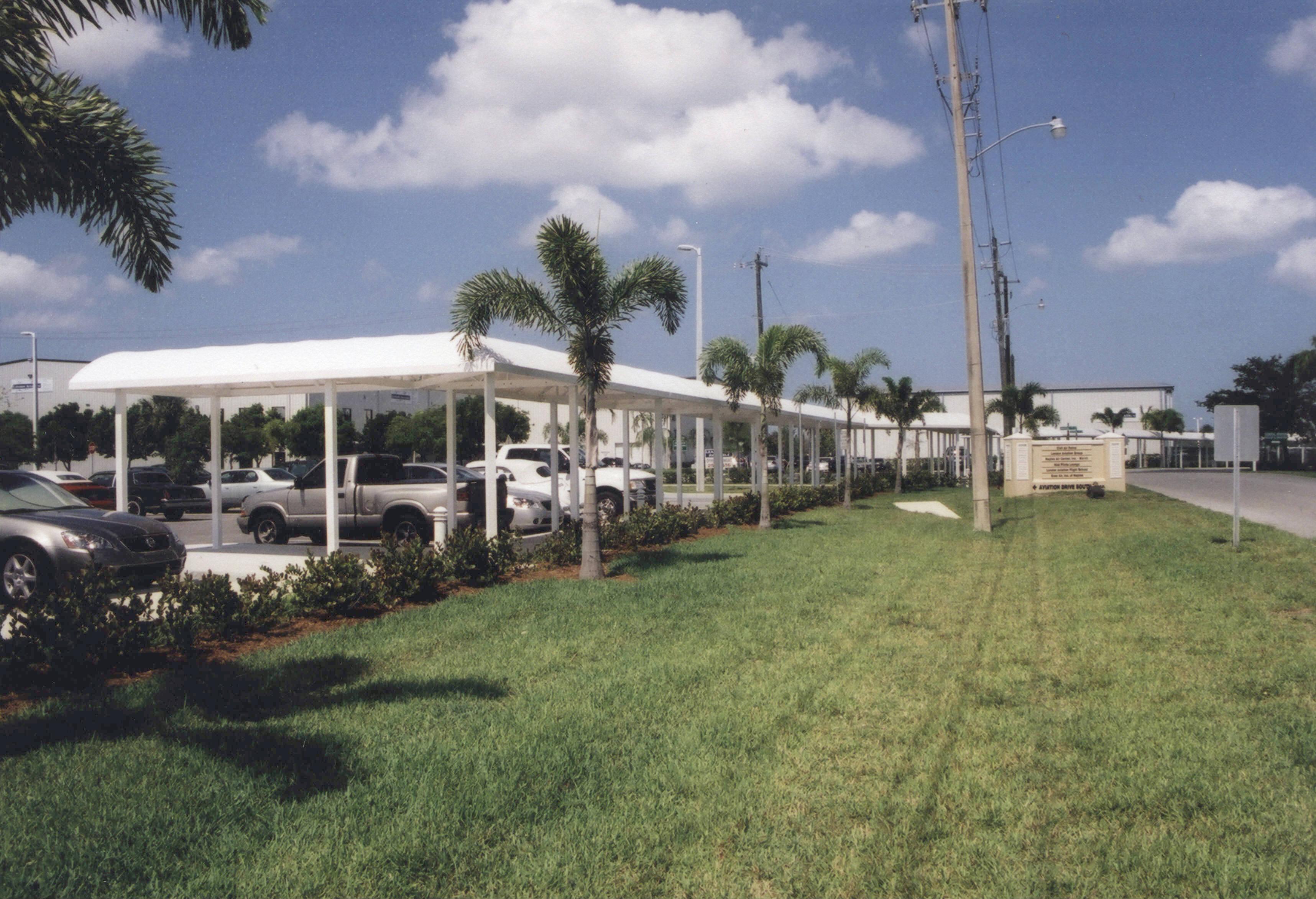 Walkway Canopy 7