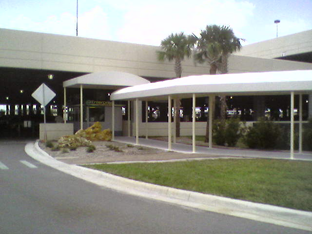 Walkway Canopy 8