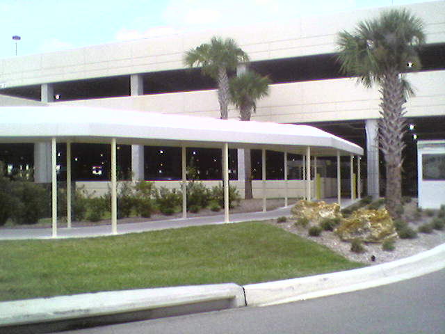 Walkway Canopy 9