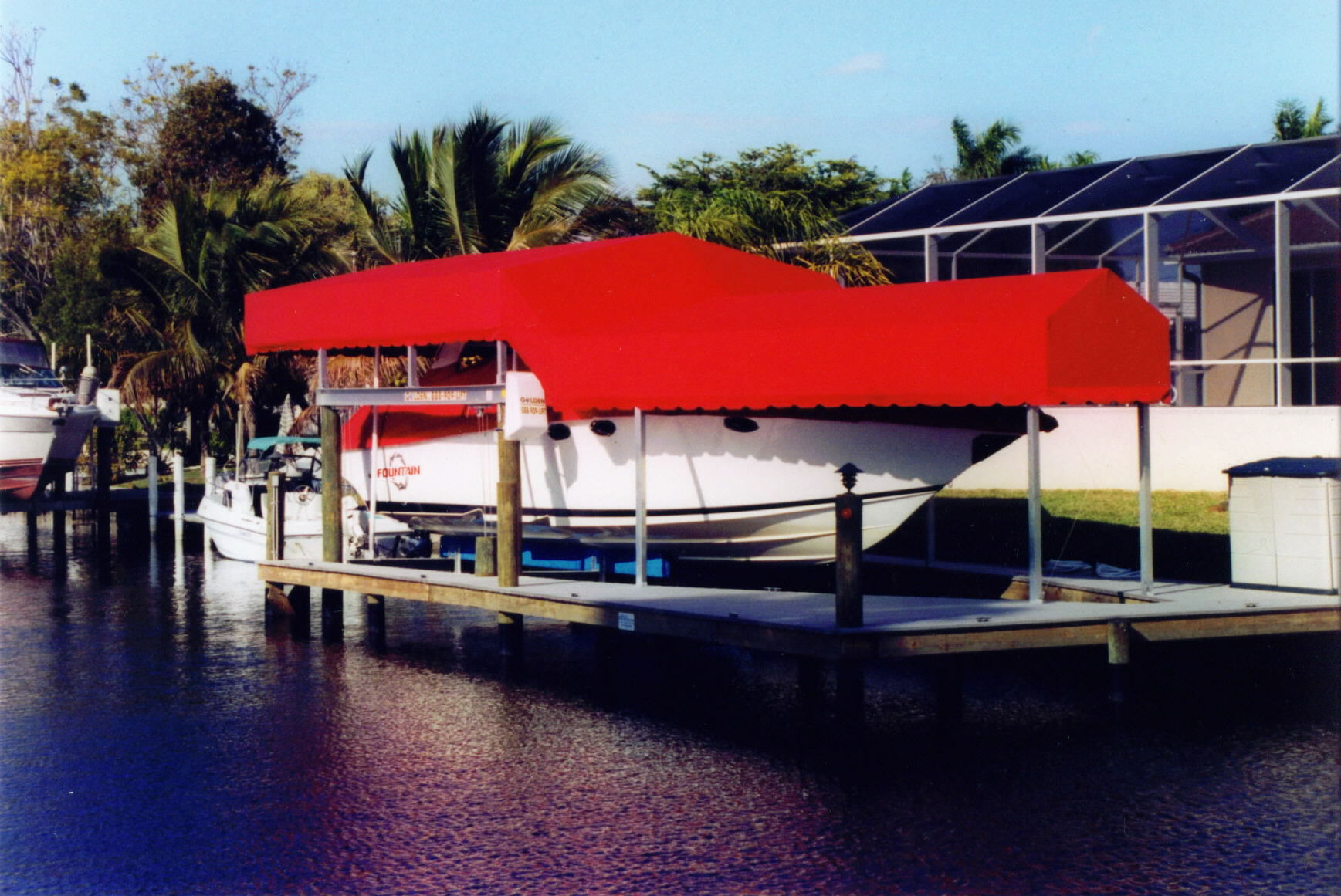 Boat Dock Covers 5