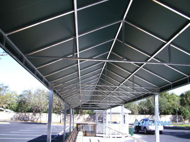 Walkway Canopy 10