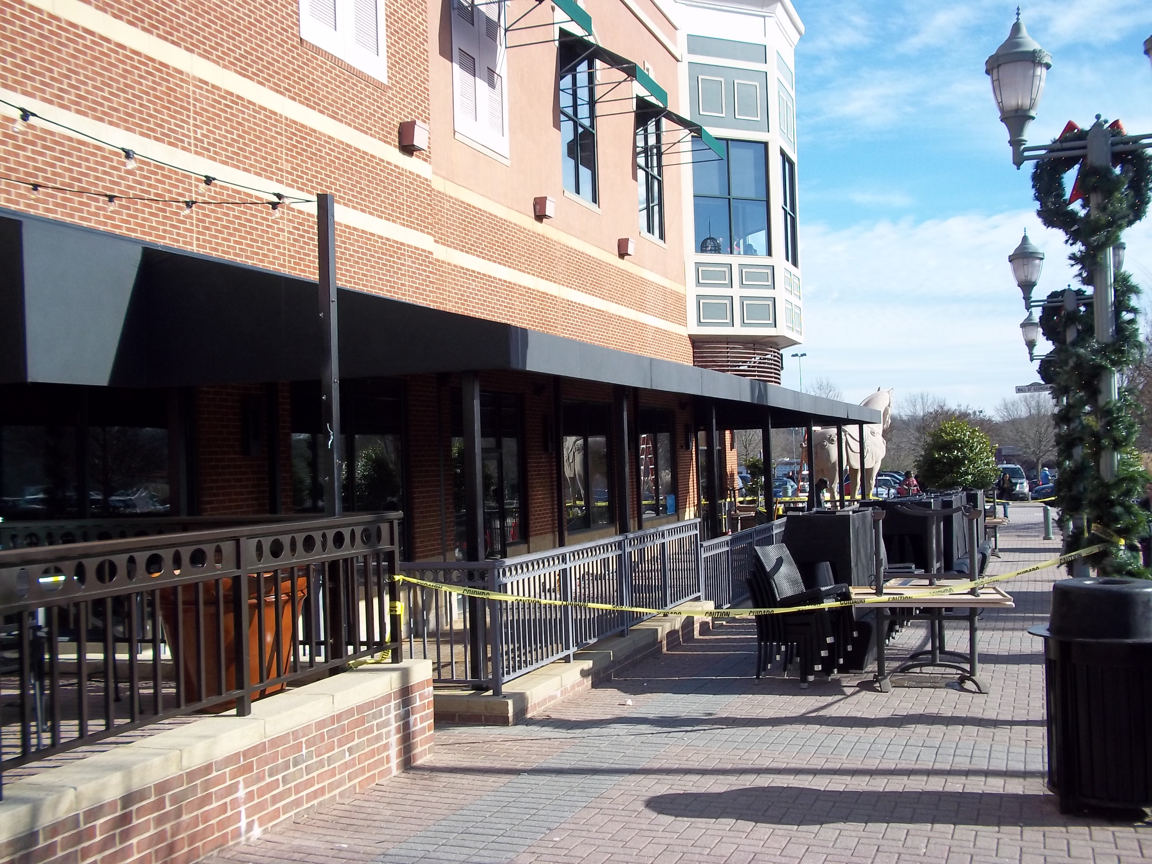 Restaurant Patio Awnings Fort Myers & Naples