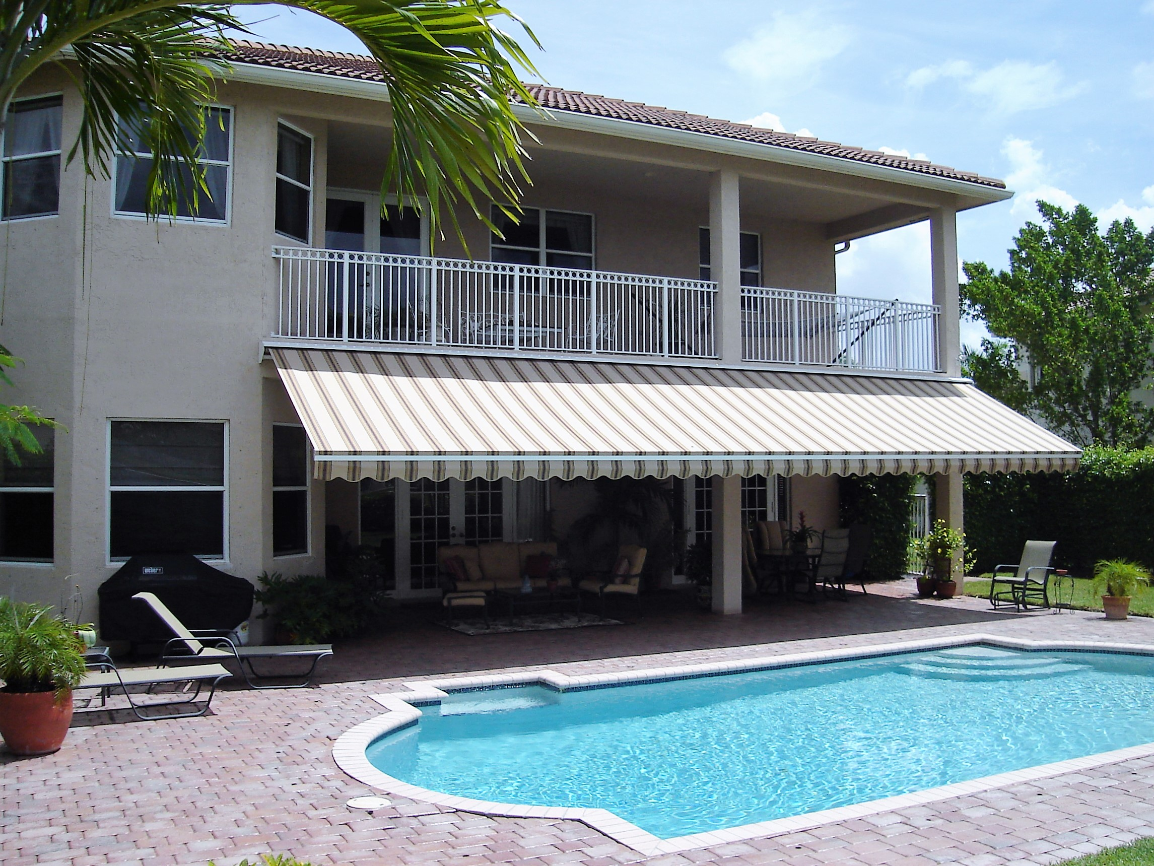 Retractable Awnings Fort Myers Amp Naples Since1984