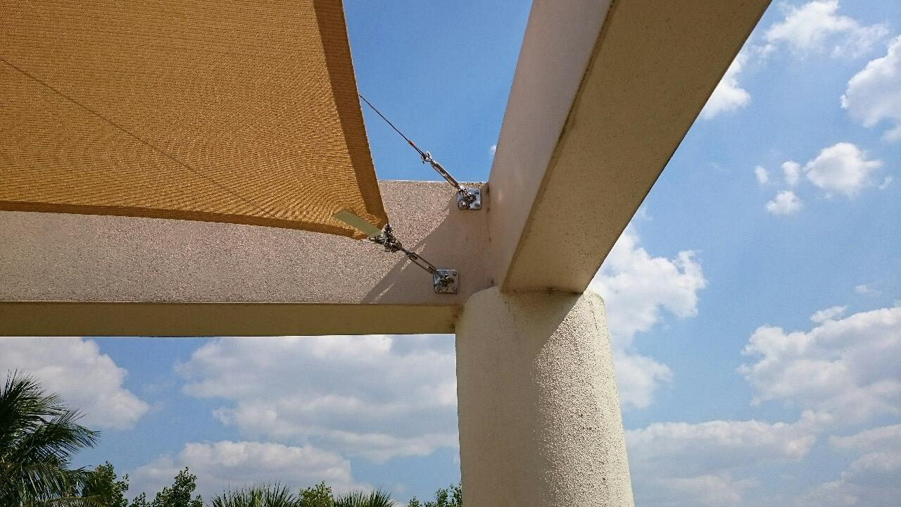 Tension Structures To Provide Shade Fort Myers Amp Naples
